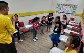 喬登美語仁愛分校 美語唱遊 兒童美語 安親課輔 小一先修 暑期營