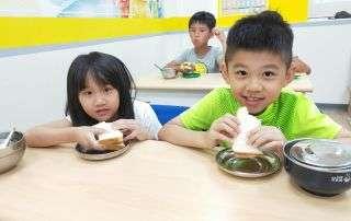 喬登美語仁愛分校 小廚師 三明治 夏令營 暑期營 小一先修班 正音班