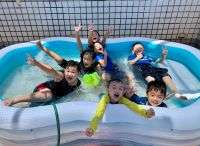 喬登美語仁愛分校 發現夏令營 游泳烤肉派對
