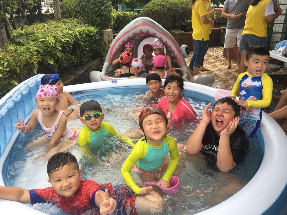 喬登美語仁愛分校 小一先修 泳池 正音班 暑期營 夏令營 兒童美語 國小安親